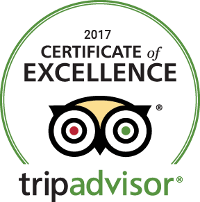 Hotel Santa Croce Firenze certificato tripadvisor 2017